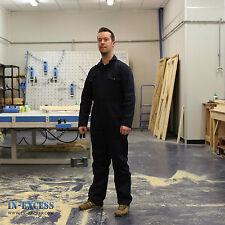 Vitrex Navy Blue Boiler Suit Overall Mechanic DIY College Work Mens Medium  M