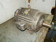 Baldor M2332T Motor 10Hp 1160RPM 3Phase 256T Frame 208-230/460Volt TE enclosure