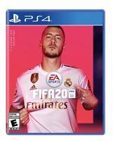 FIFA 20 PS4 - PlayStation 4 ,sealed , BRAND NEW . Free Shipping 🇺🇸