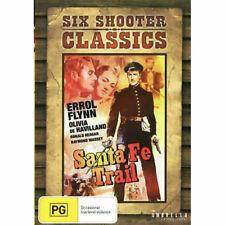 Santa Fe Trail (DVD, 2019)