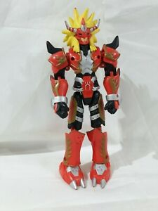 "Digimon Frontier Spirit Evolution AGUNIMON Bandai 2002 6"" Action Figure anime"