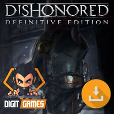 Dishonored Definitive Edition - Steam Key / PC Game - Action [NO CD/DVD]