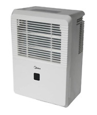 NEW Midea Energy Star 50-Pint Dehumidifier w 2 Fan Speeds Portable Energy Star