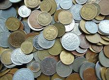 25 X Mezclado mundo monedas de todo el mundo y Europa