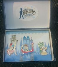 Disney It's a Small World Pin Set Adventure on the High Seas Convention 2003 LE