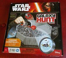 2015 Disney Star Wars Galaxy Hunt Game by Wonder Forge 100% Complete