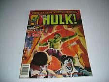 Hulk (Magazine) 25  :  VG/FN