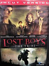 Lost Boys -The Tribe NEW DVD UNCUT,Corey Feldman,Angus Sutherland,Horror Vampire