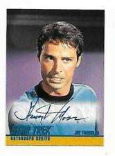 Stewart Moss A18 Star Trek  autograph  TOS JOE TORMOLEN Fleer 1997