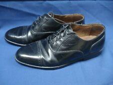 Giorgio Brutini Captoe Black Dress shoe - Used - Mens 8.5K LQQK!