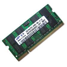 Samsung 2GB PC2-6400 6400 800 Module Laptop M470T5663QZ3-CF7 Sodimm Memory Ram