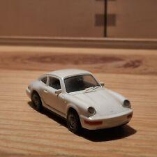 Wiking 1:87 Porsche Carrera 4 Coupe weiß