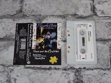 PRINCE & THE REVOLUTION - Purple Rain /Cassette Album Tape/Early Paperlable/3913