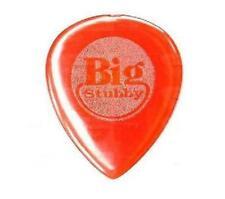Jim Dunlop 475P100 BIG Stubby 1.0mm Players Pack Red - 6x Guitar Picks