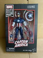 Marvel Legends 80th Anniversary Captain America Walmart Exclusive