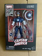 Marvel Legends 80th Anniversary Captain America Walmart Exclusive
