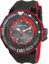New Mens Invicta 23031 Reserve 52mm Sea Monster Swiss Automatic Silicone Watch