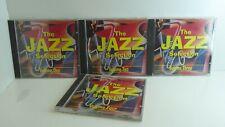 VINTAGE CD THE JAZZ SELECTION 4 VOLUMES CD SET DAVIS BASIE COLE ELLINGTON PARKER