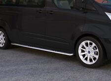 Schwellerrohre Flankenrohre für Ford Transit & Tourneo Custom langer Radstand