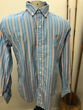 vintage POLO Ralph Lauren oxford button up shirt long sleeve teen 16 preppy PONY