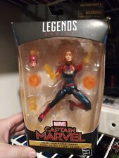 Marvel Legends Captain Marvel Binary Form Walmart Exclusive