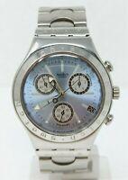 Orologio Swatch Irony chronograph men's watch special wheeling design 1997 clock