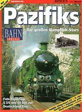 Bahn Special Heft 3/96 Pazifiks-Dir großen Dampflok-Stars S3/6 BR 01 066 2`C1`