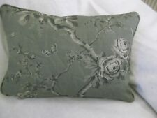"ASHFIELD TWILL FLORAL BY RALPH LAUREN OBLONG CUSHION  20"" X 14 ""(51 CM X 36 CM)"
