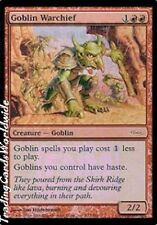 Goblin Warchief versione 1 // FOIL // NM // FNM: Promos // Engl. // Magic
