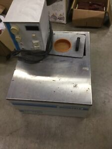 Cold Water Recirculating Chiller Refrigerated Temperature Bath Brookfield TC-500
