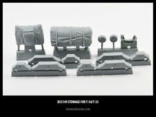 MINIARM, 1/35, B35149, Stowage for T-54/T-55