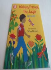 Walking Through the Jungle-Julie Lacome, 9781406335194