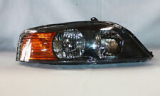 Headlight Right TYC 20-5859-01 2000-2002 Lincoln LS