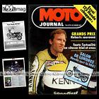 MOTO JOURNAL N°375 KORK BALLINGTON HONDA CM 125 T KAWASAKI Z 1000 ST SALON 1978