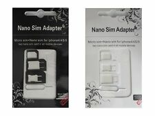 Universal Mobile Phone Tablet SIM Card Adapter Nano Micro Needle Mini Reader Z12