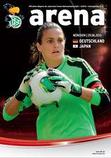 Frauen-Länderspiel 29.06.2013 Deutschland - Japan, DFB-Arena 4/2013