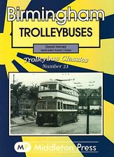 Birmingham Trolleybuses by David Harvey (Hardback, 2007)