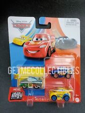 DISNEY PIXAR CARS MINI RACERS WILLY'S BUTTE SALUDOS AMIGOS RAMONE 3 PACK $15+