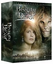 Beauty and the Beast: Complete 1980s TV Series Seasons 1 2 & 3 Boxed DVD Set