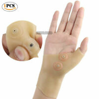 1x Silicone Gel Glove Thumb Support Gloves Magnetic Therapy Wrist Hand PEDIMEND