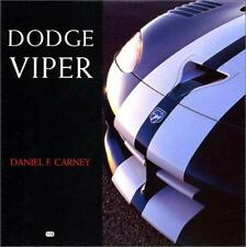 Dodge Viper, Daniel Carney, Good Book