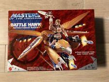 Battle Hawk MOTU 200x Masters of the Universe Vehicle He-Man MISB