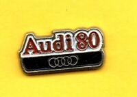Pin's Lapel pin enamel pins Car Auto AUDI 80 Logo Anneaux