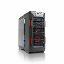 StormForce i7-7700K Quad Core Gaming PC, 16GB RAM, 3TB + 250GB, GTX 1080, Win 10