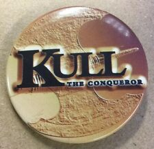 "Kull The Conqueror Marvel Comics Universal Kevin Sorbo 1997 2"" Pin"