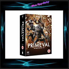 PRIMEVAL- COMPLETE SERIES SEASONS 1 2 3 4 5 *** BRAND NEW DVD BOXSET***