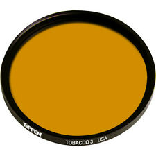 New Tiffen 40.5mm Tobacco 3 Filter MFR # 405TO3
