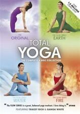 Total Yoga Collection 5034741383516 DVD Region 2 P H