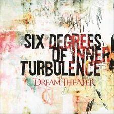 Six Degrees of Inner Turbulence by Dream Theater (Vinyl, Jun-2013, Music on Vinyl)