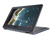 "ASUS Chromebook Flip C213na 11.6"" Convertible Laptop Intel Dual Core 4gb 32gb"